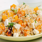 Quinoa con Queso