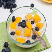 Quinoa con Yogurt